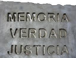 Memoria - Verdad - Justicia