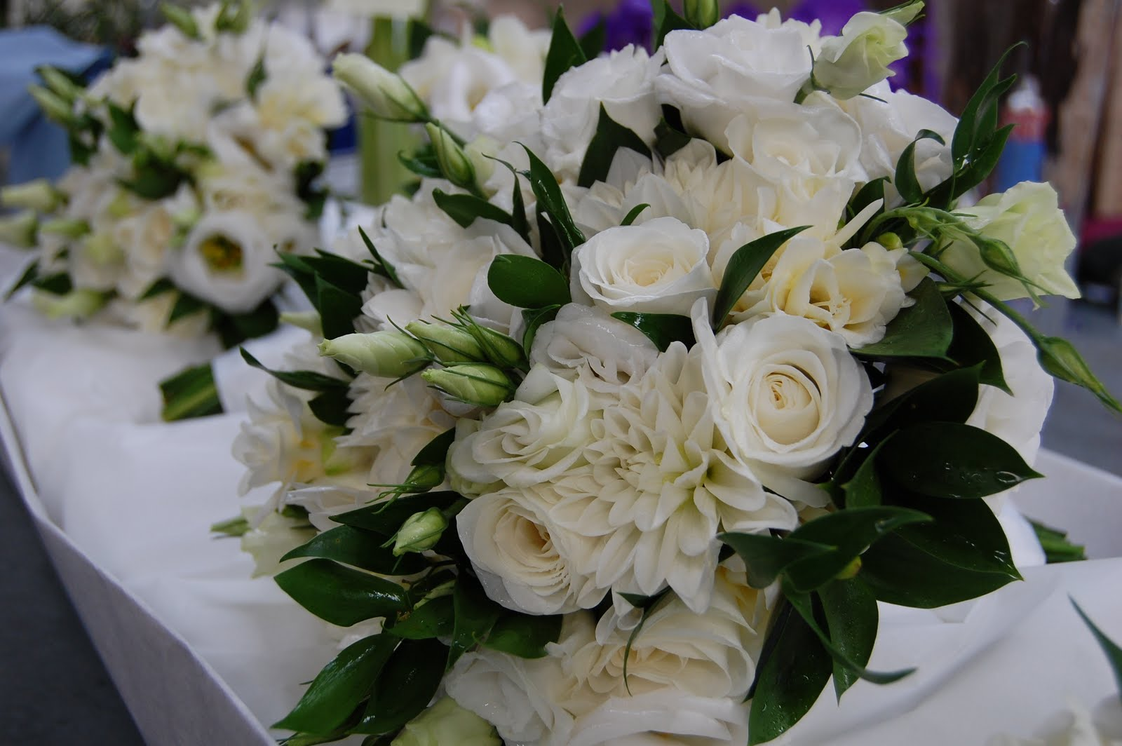 Wedding Bridal Bouquets | Wedding Flowers | Wedding Florists Scotland