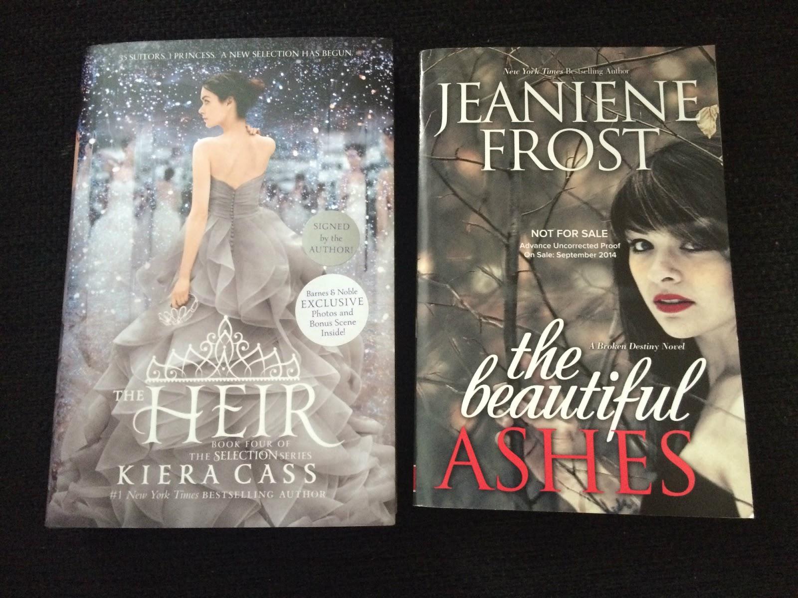 The Beautiful Ashes (broken Destiny #1) By Jeaniene Frost