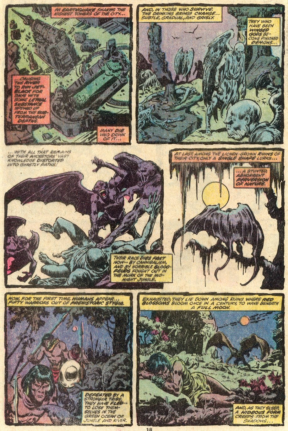 Conan the Barbarian (1970) Issue #100 #112 - English 15