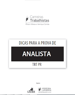 CARREIRAS TRABALHISTAS