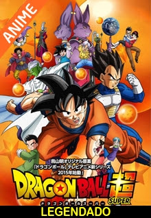 Assistir Dragon Ball Super Online