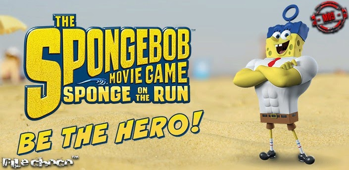 SpongeBob: Sponge on the Run Apk Obb Android