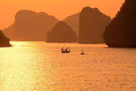 Ha Long Bay Sunset II