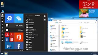 Windows 10 Skin Pack Terbaru