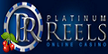 Click here to get your 25 Free Spins plus more at Platinum Reels Casino!