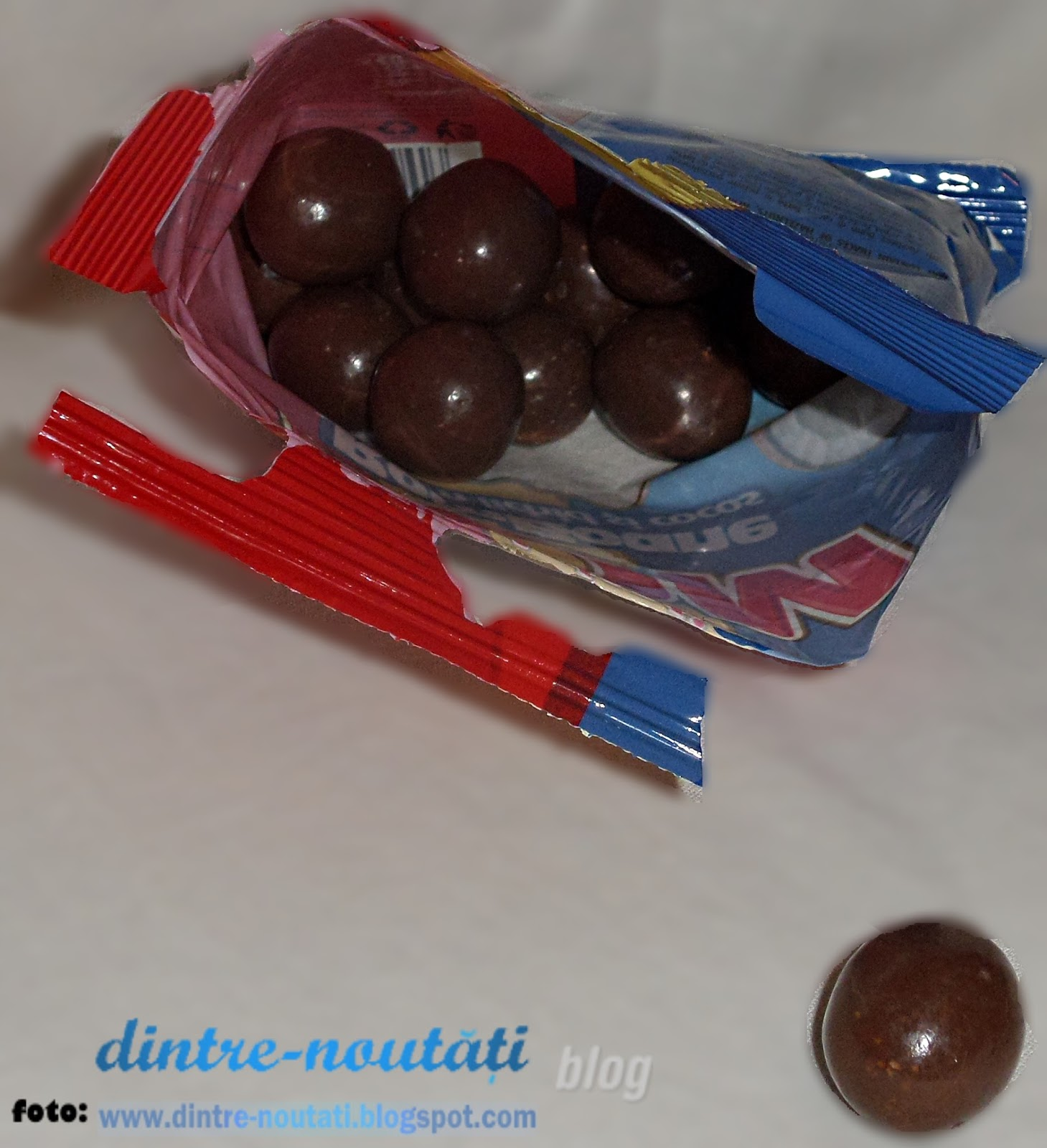 Review bomboane de ciocolata cu rom lichid și cocos
