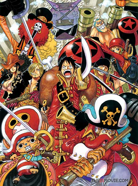 Download Movie : One Piece Film Z (2012) BluRay 720p