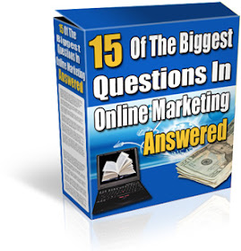 How to make cash money - Top 15 Online Marketing Questions