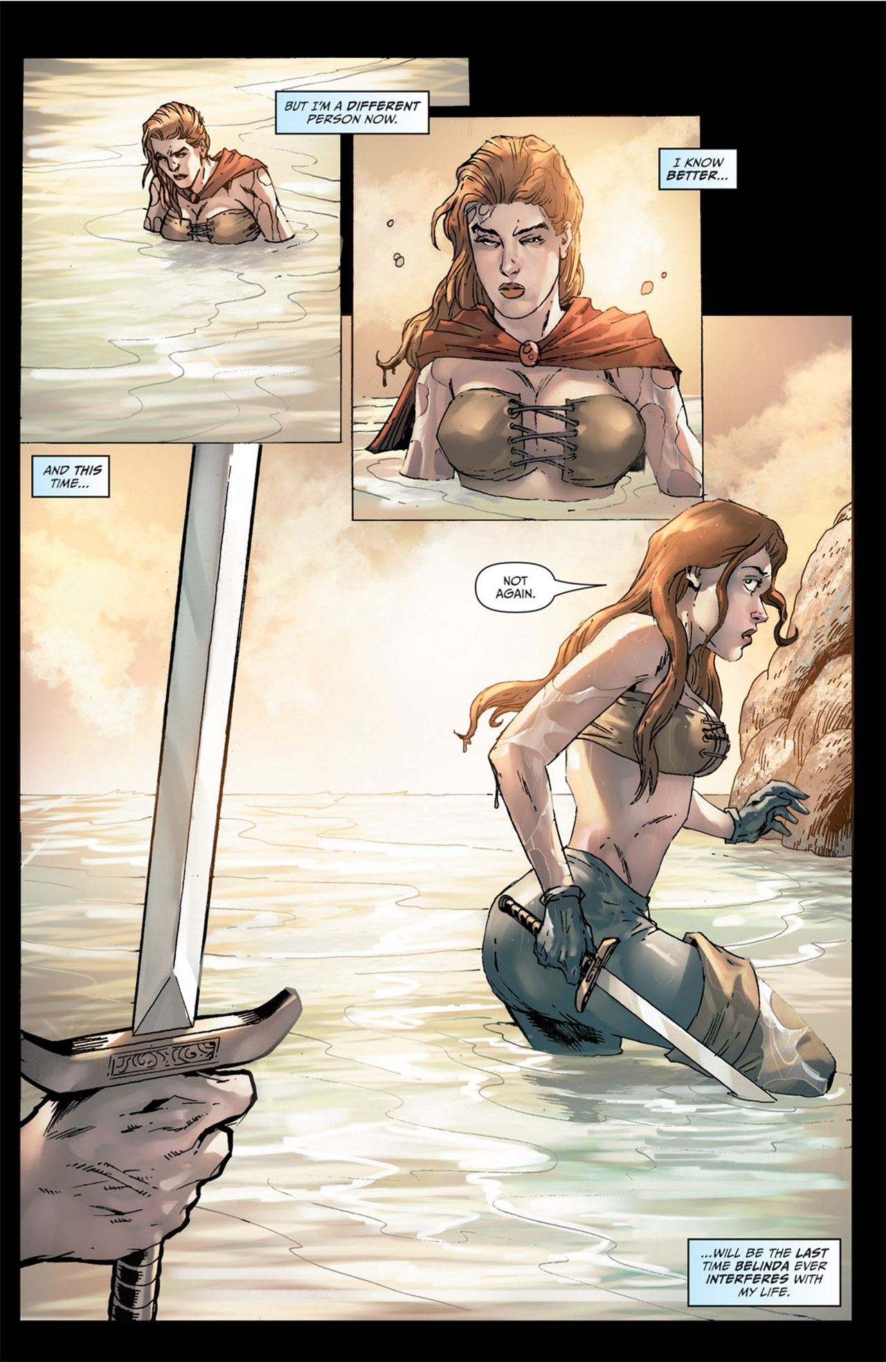 Grimm Fairy Tales (2005) Issue #63 #66 - English 4
