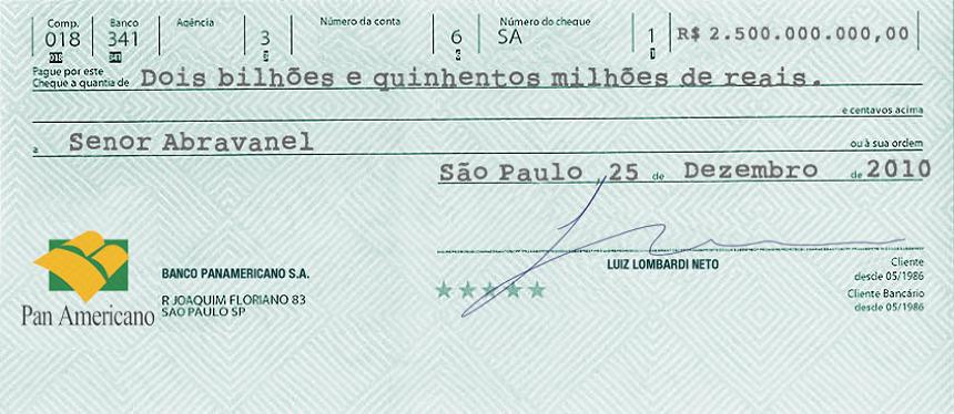 Arte Em Cheques