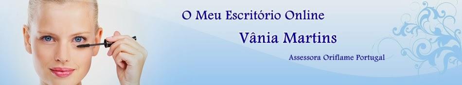 O Meu Escritório Online - Vânia Martins Oriflame