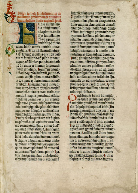 Gutenberg bible digital download