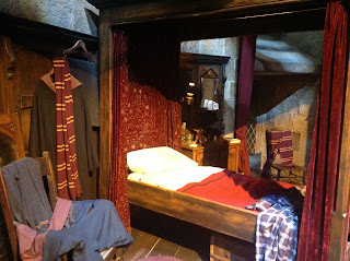Dormitorio Grifondoro Harry Potter Londra