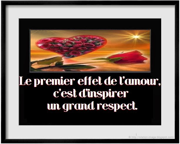 Citation et proverbe inspirant en image