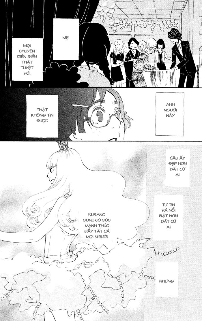 Kuragehime chap 37 - Trang 10