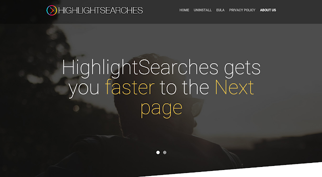 HighlightSearches Adware