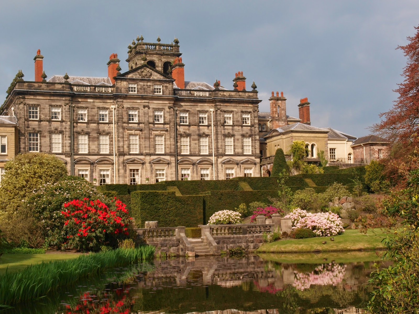 Ragged Robin\'s Nature Notes: Day Out - Part 2: Biddulph Grange Gardens