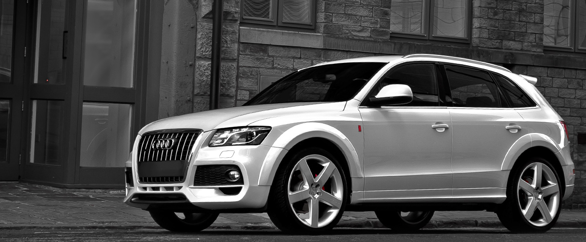 audi newz audi q5 by project kahn. Black Bedroom Furniture Sets. Home Design Ideas