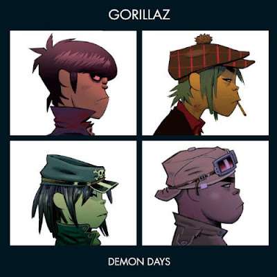gorillaz demon days. Gorillaz - quot;Demon Daysquot;