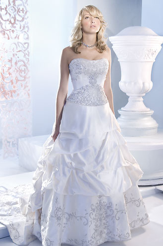 The perfect wedding gown is not perfect until it is altered to fit like a