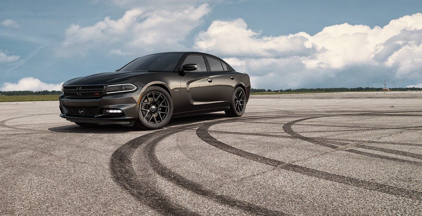 Landmark Dodge Chrysler Jeep Ram: The Sedan behind the Charger Hellcat's Fury