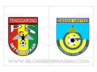 Prediksi Pertandingan Gresik United vs Mitra Kukar