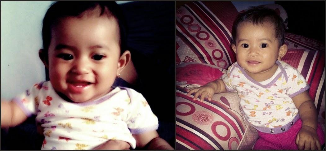Kinan 9 bulan