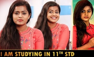 Colors Tamil | Oviya Serial| Actress Harshala Honey Interview