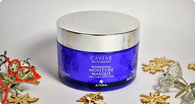 Meine Top 3 Haarpflegeprodukte - Alterna Caviar Anti-Aging Moisture Masque