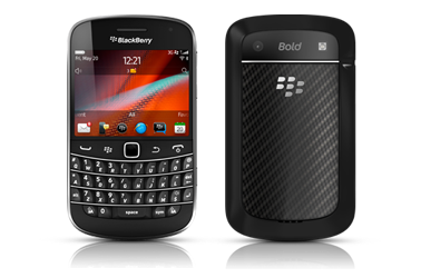 Cheap BlackBerry Bold 9900 from Vodafone UK