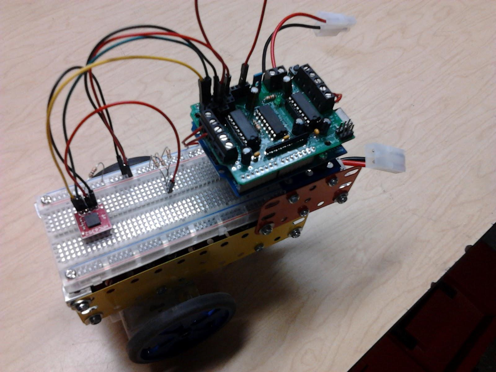 Arduino motor shield external power impremedia
