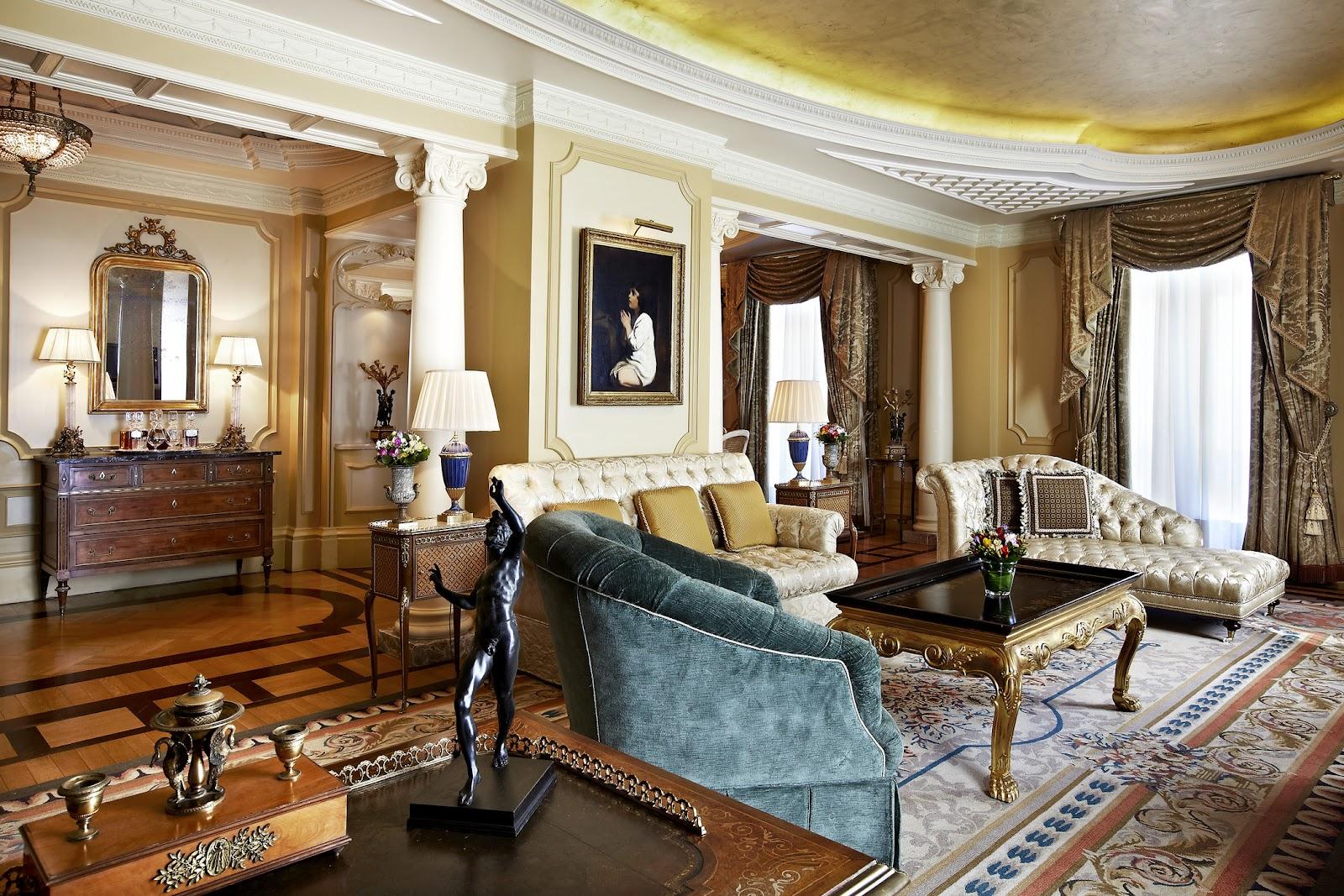 Passion for luxury hotel grande bretagne athens - Office tourisme grande bretagne paris ...
