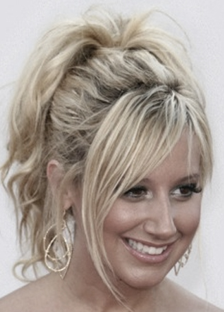 peinados de fiesta semirecogidos - Peinados De Fiesta Semirecogidos