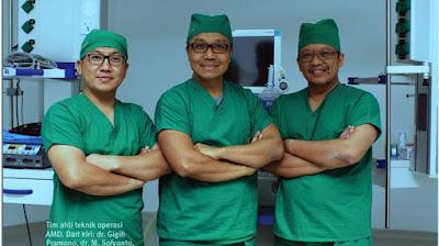 Keren, Dua Dokter Indonesia Ini Telah Kenalkan Key Hole Surgery di Hongkong Lhooo!