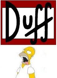 Disfruta tu Duff en el St Patrick's