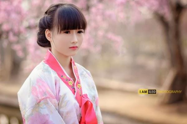 Bé xinh đến từ Hàn Quốc|raw