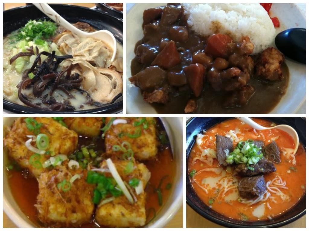 ramen, Ajisen Ramen, Japanese food