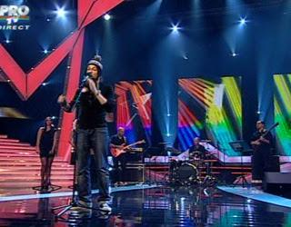 Razvan Krem Alexe - Finala Romanii au talent 11 mai 2012 video 11.05.2012