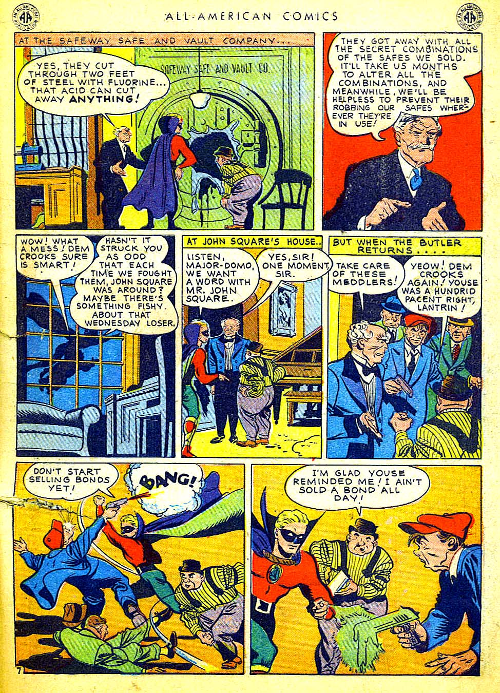 Read online All-American Comics (1939) comic -  Issue #65 - 9