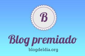 Blog premiado en Blog del Día