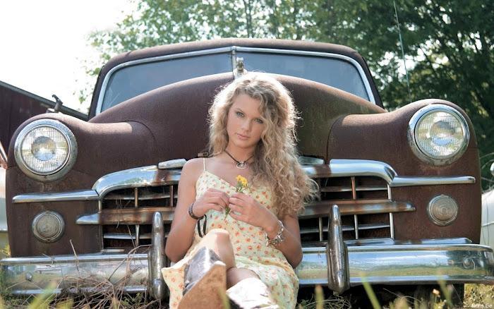 Taylor Swift HD Wallpaper -06