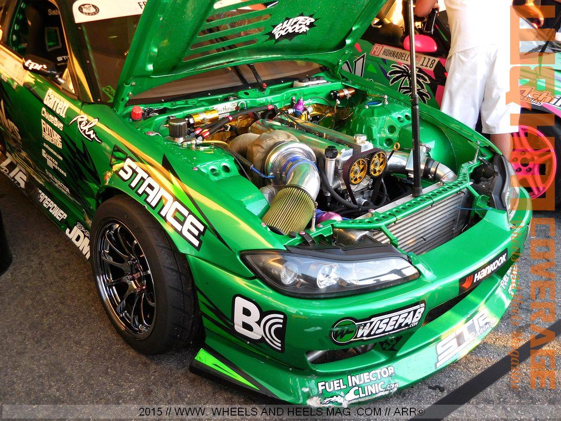 Wheels And Heels Magazine Cars Formula Drift Final Fight