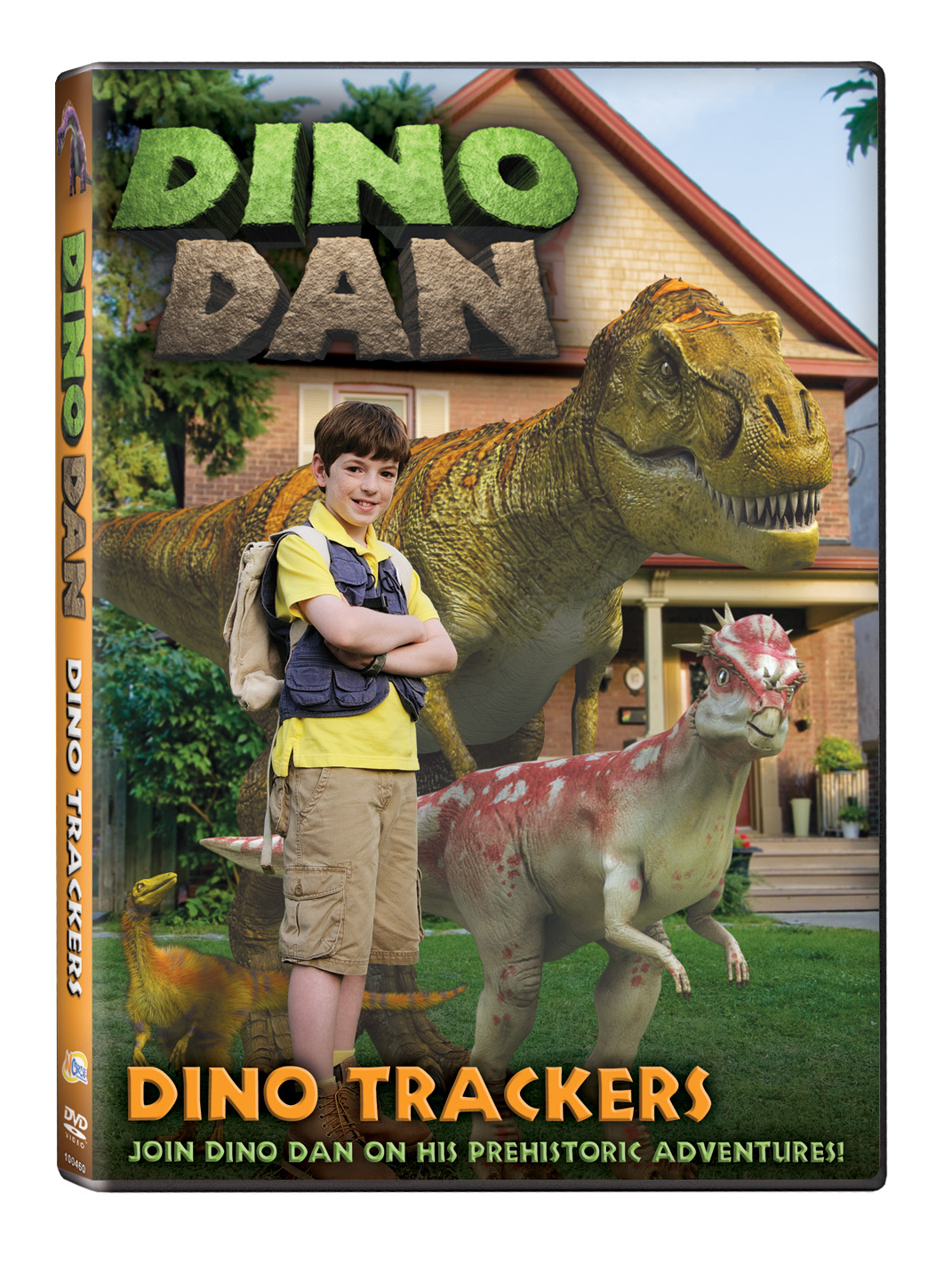 L.A. Story: Giveaway: 'Dino Dan: Dino Trackers' DVD