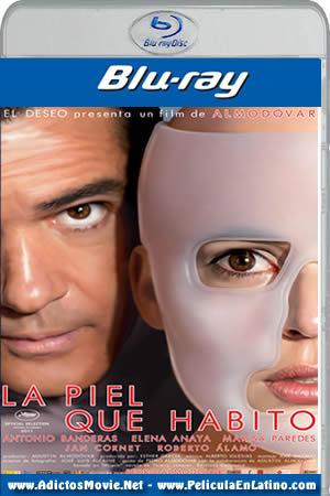 La piel que habito Cover Blu ray