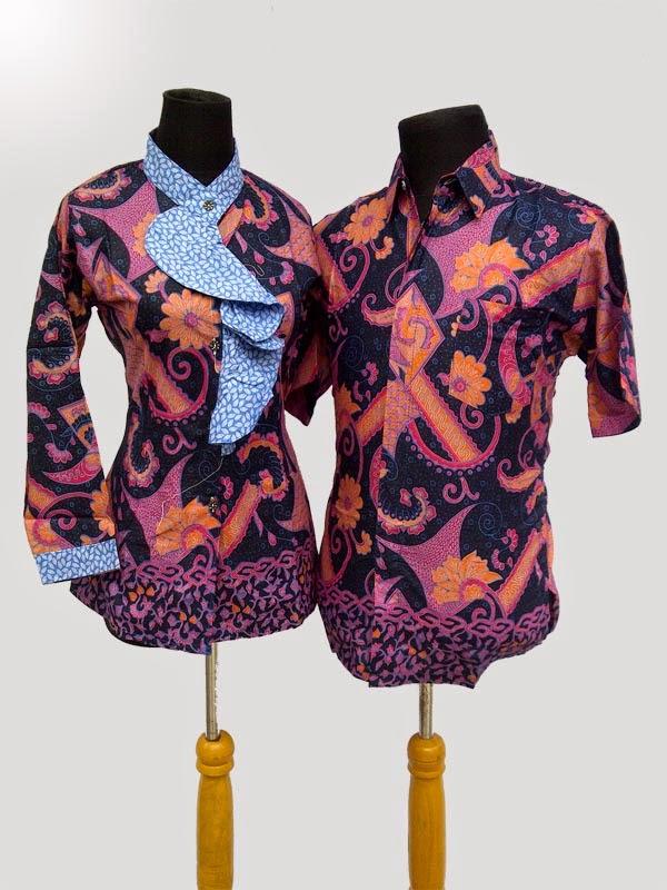 Foto Baju Batik Kapel