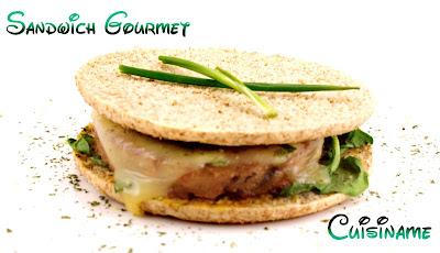 sándwich thins, sándwich gourmet, sandwich, recetas sanas, recetas light, recetas de cocina, bocadillos, guacamole, humor
