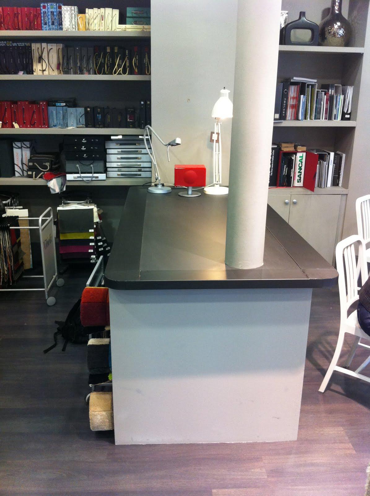 paris zinc plan de travail zinc anthra. Black Bedroom Furniture Sets. Home Design Ideas