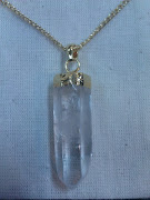 Enter to win this Quartz Crystal Pendant!