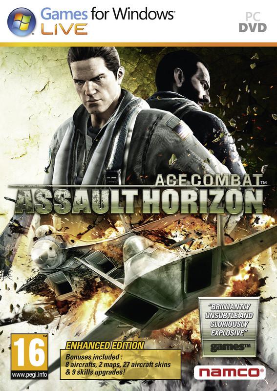 Ace Combat Assault Horizon Enhanced Edition Downloads